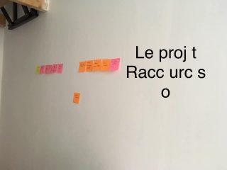 Le projet Raccourcis